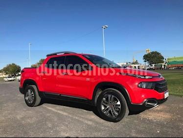 Foto venta Auto Usado Fiat Toro Volcano (2016) color Rojo precio $590.000