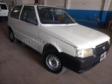 Foto venta Auto Usado Fiat Uno Cargo Fire (2009) color Blanco Marfil precio $95.000