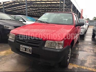 Foto venta Auto Usado Fiat Uno 1.3 Cargo Fire (2013) color Rojo precio $112.700