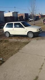 Foto venta Auto usado Fiat Uno 3P 1.4 S SPi (1993) color Amarillo precio $63.000