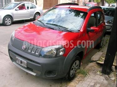 Foto venta Auto Usado Fiat Uno 3P 1.4 SPi S (2011) color Rojo