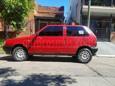 Foto venta Auto Usado Fiat Uno 3P 1.6 CL (1994) color Rojo precio $48.000