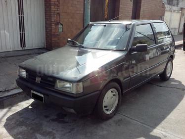 Foto venta Auto Usado Fiat Uno 3P SCR (1993) color Gris precio $119.500