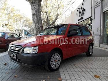 Foto venta Auto Usado Fiat Uno 3P SL (2011) color Rojo precio $155.000