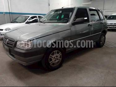 Foto venta Auto Usado Fiat Uno 5P 1.3 Way (2013) color Gris Oscuro precio $150.000