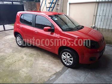 Foto venta Auto Usado Fiat Uno 5P 1.4 Fire Evo Attractive Pack Seguridad (2015) color Rojo Alpine precio $186.000