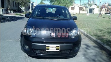 Foto venta Auto Usado Fiat Uno 5P 1.4 S SPi (2012) color Negro precio $180.000