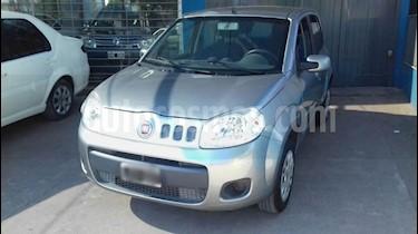 Foto venta Auto Usado Fiat Uno 5P SCV (2012) color Gris Oscuro precio $158.000