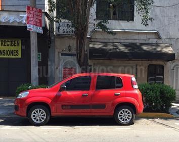 Foto venta Auto usado Fiat Uno Attractive (2016) color Rojo Alpine precio $128,000