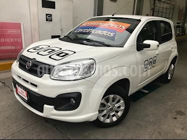 Foto venta Auto Seminuevo Fiat Uno Like (2017) color Blanco Bianchisa precio $163,000