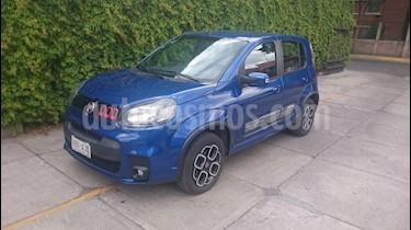 Foto venta Auto usado Fiat Uno Sporting (2016) color Azul precio $148,000