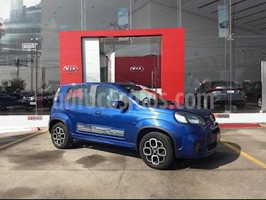 Foto venta Auto Usado Fiat Uno Sporting (2016) color Azul precio $138,000
