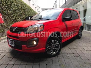 Foto venta Auto Seminuevo Fiat Uno Sporting (2018) color Rojo precio $185,000
