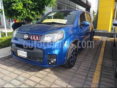 Foto venta Auto Seminuevo Fiat Uno Sporting (2016) color Azul precio $155,000