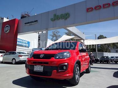 Foto venta Auto Seminuevo Fiat Uno Sporting (2017) color Rojo Alpine precio $165,000