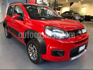 Foto venta Auto Seminuevo Fiat Uno Way (2015) color Rojo precio $149,000