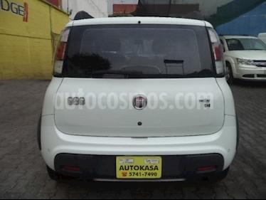 Foto venta Auto Seminuevo Fiat Uno Way (2015) color Blanco precio $135,000