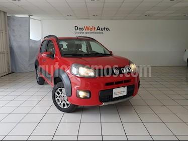 Foto venta Auto Seminuevo Fiat Uno Way (2018) color Rojo Alpine precio $194,900