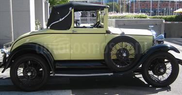 Foto venta Auto Usado Ford A Nafta (1929) color Amarillo precio u$s35.000