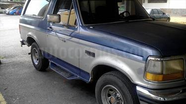 foto Ford Bronco Basica 4x4 V8 5.0i 16V