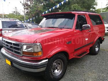 foto Ford Bronco XL