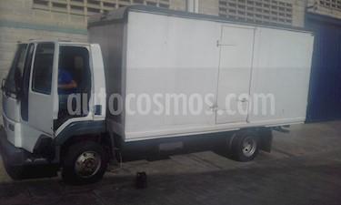 Foto venta carro Usado Ford Cargo 815 furgon (2008) color Blanco precio u$s4.500