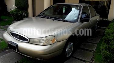 Foto venta Auto usado Ford Contour GL (2000) color Oro precio $35,000