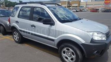 Foto venta Auto usado Ford EcoSport 1.4L 4x2 XLS TDCI (2010) color Plata Metalico precio $162.000