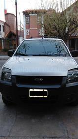 Foto venta Auto Usado Ford EcoSport 1.4L 4x2 XLS TDCI (2005) color Gris Plata  precio $143.000