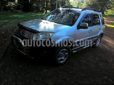 Foto venta Auto usado Ford EcoSport 1.4L 4x2 XLS TDCI (2010) color Gris precio $165