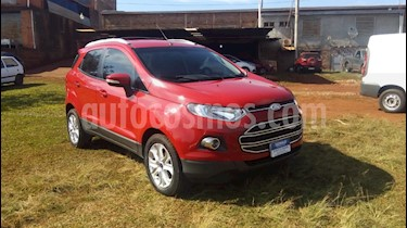 Foto venta Auto Usado Ford EcoSport 1.6 Nafta Titanium MT5 (110cv) (2013) color Rojo precio $375.000