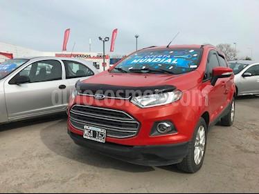 Foto venta Auto Usado Ford EcoSport 1.6 Titanium 110cv 4x2 (2012) color Ocre precio $365.000