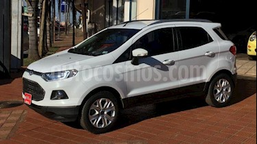 Foto venta Auto Usado Ford EcoSport 1.6 Titanium (2014) color Blanco precio $394.000