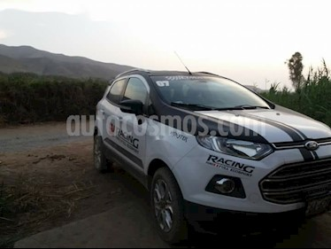 Ford Ecosport 1.6 Titanium usado (2014) color Blanco precio u$s12,200