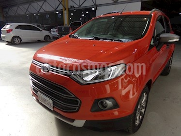 Foto venta Auto Usado Ford EcoSport 1.6L 4x2 Freestyle  (2017) color Rojo Marte precio $366.360