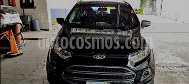 Foto venta Auto usado Ford EcoSport 1.6L 4x2 Freestyle  (2013) color Negro precio $370.000