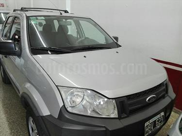 Foto venta Auto usado Ford EcoSport 1.6L 4x2 XL Plus  (2008) color Gris Claro precio $170.000