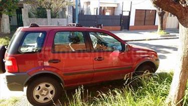 Foto venta Auto usado Ford EcoSport 1.6L 4x2 XL Plus  (2006) color Bordo precio $135.000