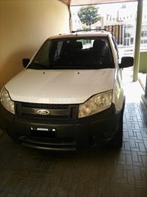Foto venta Auto Usado Ford EcoSport 1.6L 4x2 XLS  (2008) color Blanco Oxford precio $158.000