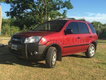 Foto venta Auto usado Ford EcoSport 1.6L 4x2 XLS  (2008) color Rojo precio $150.000