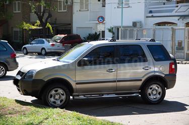 Foto venta Auto usado Ford EcoSport 1.6L 4x2 XLS   (2006) color Champagne precio $155.000