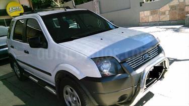 Foto venta Auto usado Ford EcoSport 1.6L 4x2 XLS  (2005) color Blanco precio $175.000