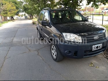 Foto venta Auto usado Ford EcoSport 1.6L 4x2 XLS (2012) color Gris Grafito precio $198.000