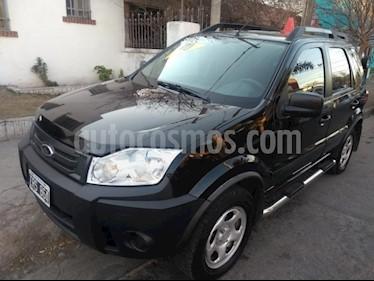 Foto venta Auto Usado Ford EcoSport 1.6L 4x2 XLS  (2010) color Negro precio $220.000