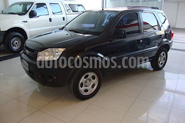 Foto venta Auto Usado Ford EcoSport 1.6L 4x2 XLS  (2010) color Gris Claro precio $230.000