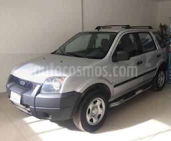 Foto venta Auto Usado Ford EcoSport 1.6L 4x2 XLS  (2004) color Gris Claro precio $165.000