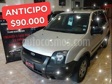 Foto venta Auto Usado Ford EcoSport 1.6L 4x2 XLS  (2007) color Gris Claro precio $90.000