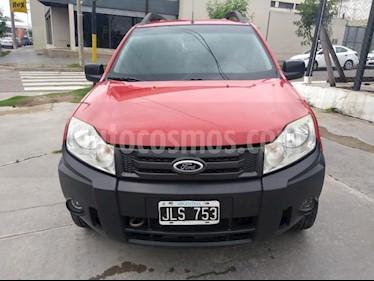 Foto venta Auto Usado Ford EcoSport 1.6L 4x2 XLS  (2010) color Rojo precio $215.000