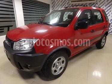 Foto venta Auto Usado Ford EcoSport 1.6L 4x2 XLS  (2010) color Rojo Bari precio $216.000
