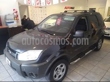 Foto venta Auto Usado Ford EcoSport 1.6L 4x2 XLT (2008) color Negro precio $225.000